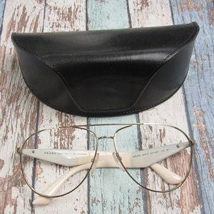 Frame Only Prada SPR 53Q Women Sunglasses/OLL419